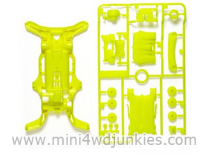 #95202 - AR Chassis Color Chassis Set (Yellow)