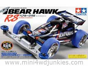 18080 - Bear Hawk RS
